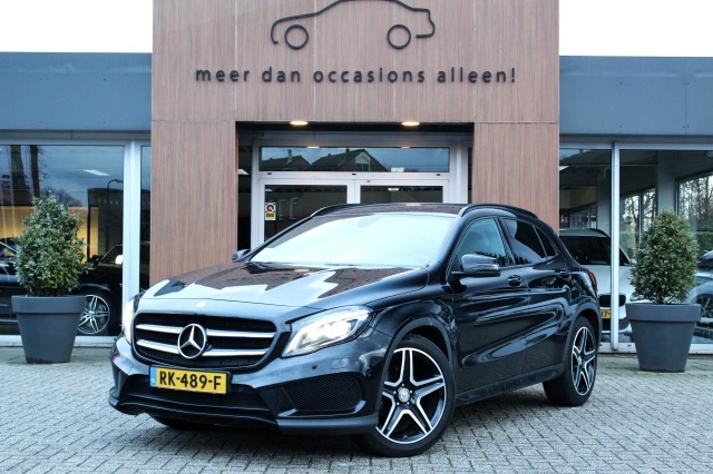 Mercedes-Benz-GLA
