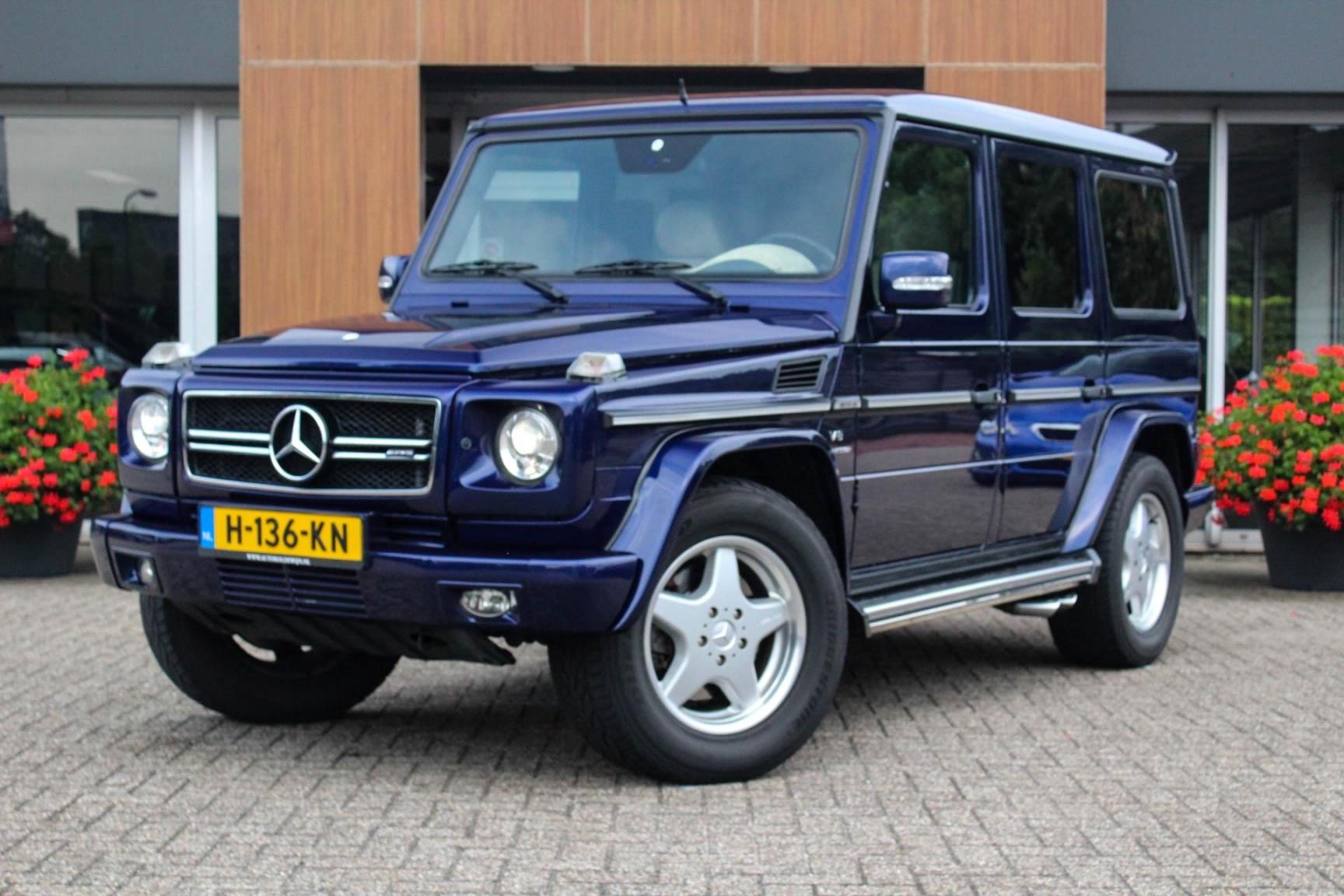 Mercedes-Benz-G-Klasse-0